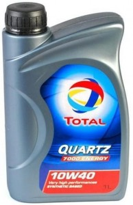Total 10W-40 QUARTZ 7000 ENERGY 1l