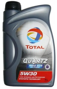 Total 5W-30 QUARTZ INEO ECS 1l