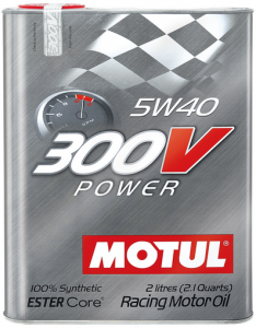 Motul 5W-40 300V Power 2l