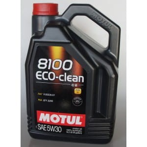 Motul 5W-30 8100 eco-clean C2 5l
