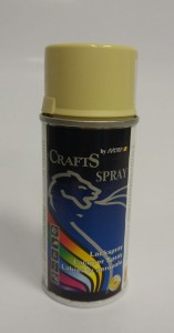 MOTIP Crafts 150ml RAL 1014