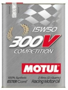 Motul 15W-50 300V Competition 2L