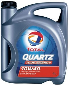 Total 10W-40 QUARTZ 7000 ENERGY 5l