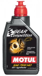 Motul 75W-140 gear competition 1L