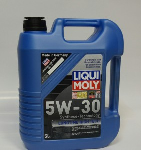 Liqui Moly 5W-30 Longtime High Tech 5L